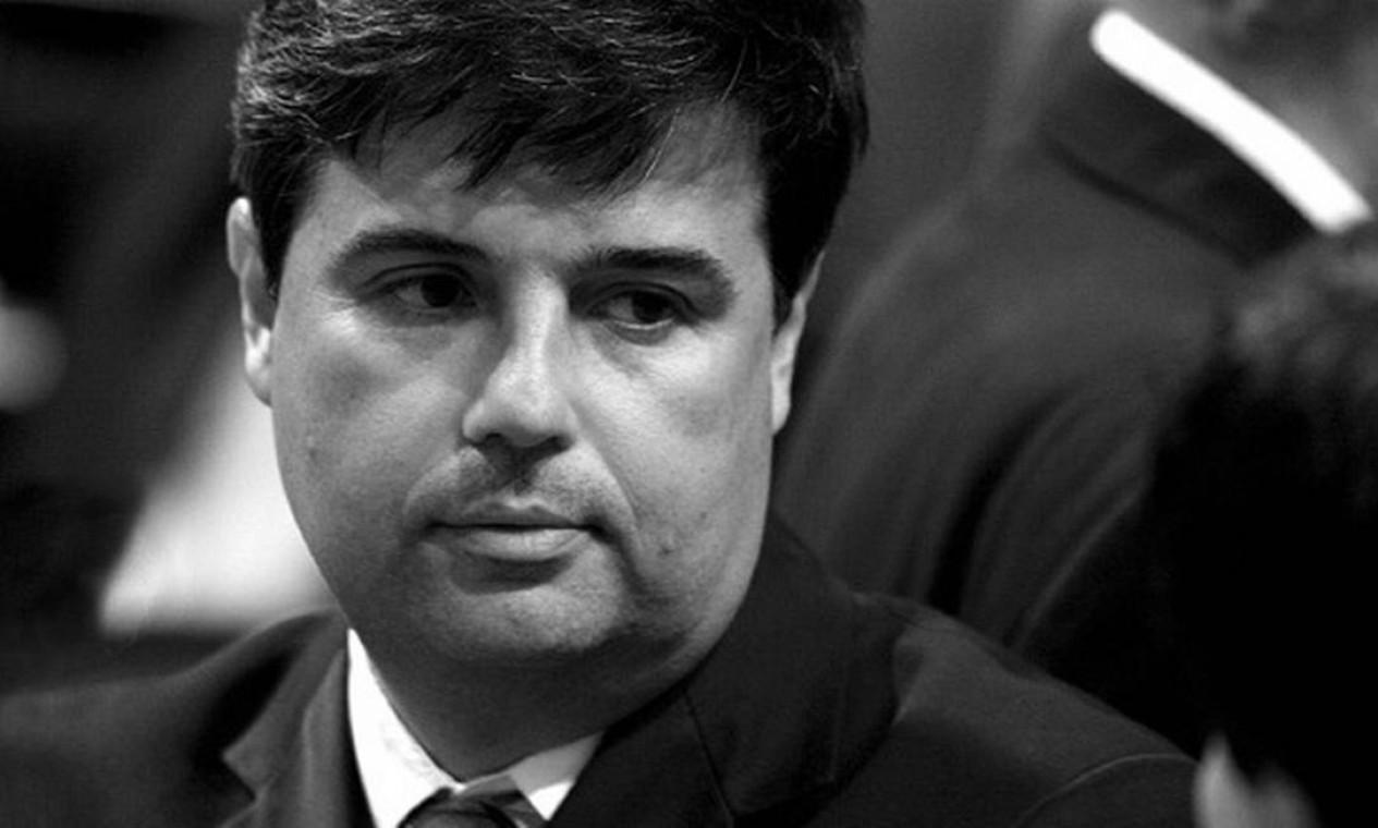 André Corrêa (DEM), ex-líder do governo na Alerj, é um dos candidatos a presidente da Casa em 2019. Ele é acusado de receber propina mensal de R$ 100 mil Foto: Divulgação / Divulgação