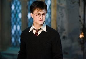Daniel Radcliffe em 'Harry Potter e a Ordem da Fênix' Foto: Divulgação