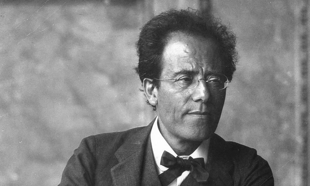 Expressividade. Gustav Mahler e a 9ª sinfonia: obra crepuscular Foto: Reprodução / Arquivo
