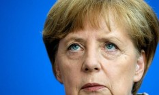 Merkel: para chanceler federal alemã, espionagem entre aliados é desperdícios de energia Foto: AP