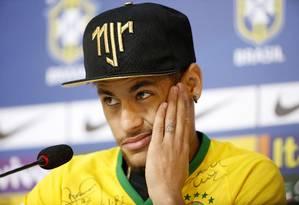 Neymar vai torcer por Messi e Mascherano contra a Alemanha Foto: ivo gonzalez / Agência O Globo