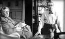 Agatha Christie e Georges Simenon: recorde de publicações e vendas durante a vida Foto: Reprodução