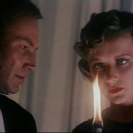 """""""Hanussen"""", com Klaus Maria Brandauer, faz parte da trilogia inciada com """"Mephisto"""". Foto: Divulgação"""
