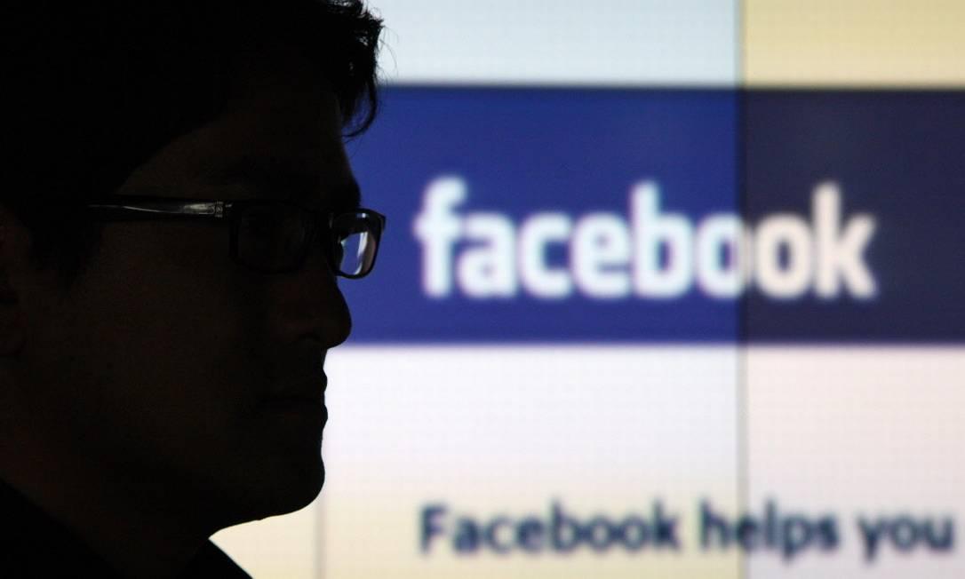 Apesar de popular, o Facebook tem dificultado o acesso de usuários com sobrenomes incomuns Foto: BLOOMBERG /