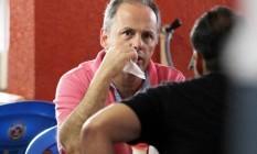 Defesa de Jacinto Lamas pede progressão de pena do ex-tesoureiro do PL Foto: Ailton de Freitas/23-01-2014 / Agência O Globo