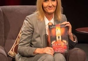 J. K Rowling planeja mais de sete livros para série de detetive Foto: Divulgação