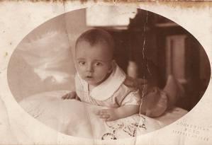 Rubem Alves nasceu no dia 15 de setembro de 1933, em Boa Esperança, no Sul de Minas Gerais Foto: Divulgação/Instituto Rubem Alves