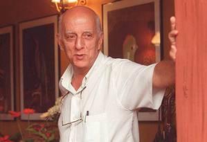 Nos Estados Unidos, fez mestrado em Teologia e doutorado em filosofia Foto: Divulgação/Instituto Rubem Alves