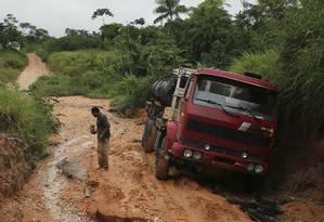 Devastação na Amazônia: em junho, o desmatamento dobrou em relação aos primeiros 6 meses deste ano. Foto: REUTERS