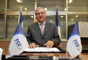 Jonas Lopes foi acusado pelo MPF de corrupção passiva Foto: Urbano Erbiste/09-07-2013 / Agência O Globo