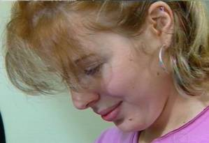 Suzane von Richtoffen sofreu acidente em penitenciária paulista Foto: TV / Reprodução