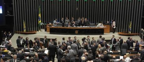 Congresso é uma das instituições menos confiáveis, aponta pesquisa Datafolha Foto: Givaldo Barbosa/17-09-2013 / Agência O Globo