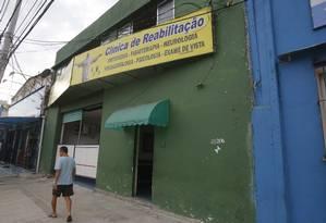Centro social em Vicente de Carvalho, na Zona Norte do Rio Foto: Felipe Hanower/09-07-2014 / Agência O Globo