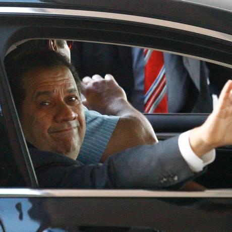Presidente do PDT, Carlos Lupi deixou o Ministério do Trabalho em 2011, após série de denúncias de irregularidades na pasta Foto: André Coelho / Agência O Globo