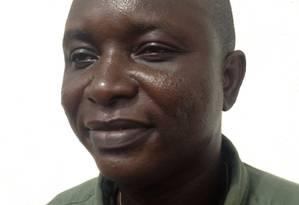 O médico Sheik Umar Khan, chefe da equipe de combate ao ebola em Serra Leoa Foto: STAFF / REUTERS