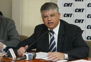 Clésio Andrade, réu no mensalão tucano, tem esposa no comando do TCE de Minas Foto: Givaldo Barbosa / O Globo