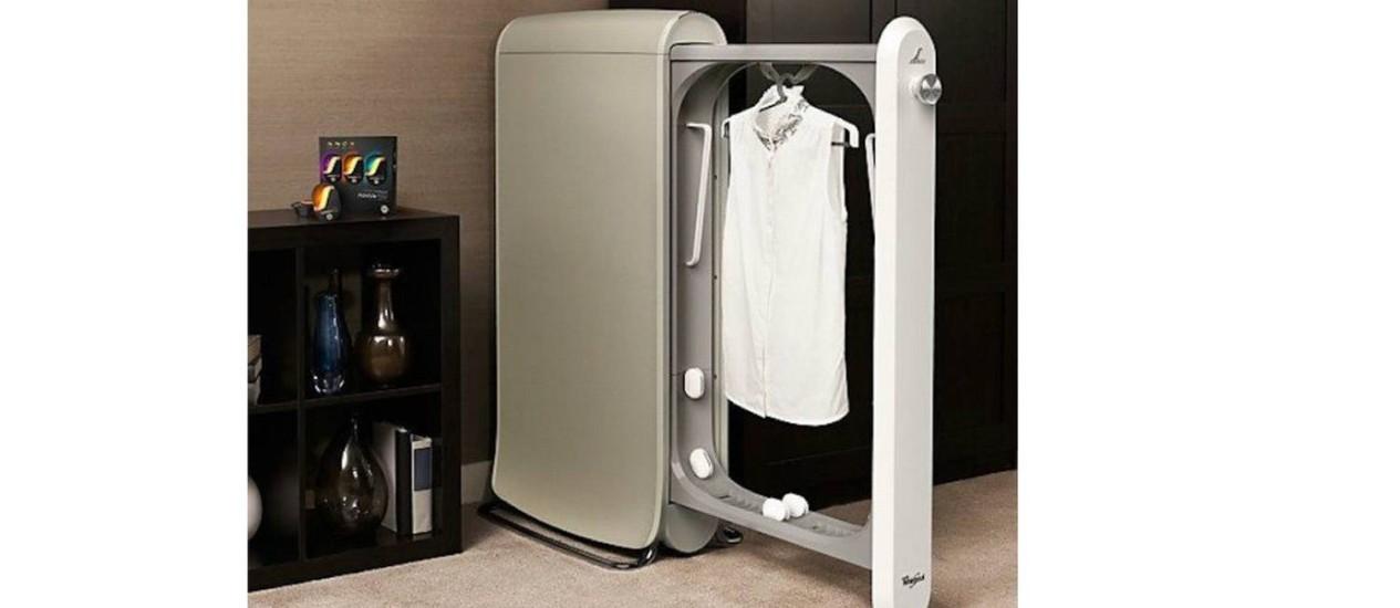 Máquina para lavar roupas a seco em casa Foto: Swash