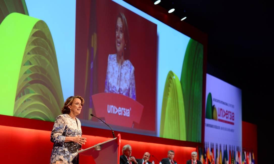 Rebecca Grynspan, da OEI: ideia é intensificar intercâmbio Foto: Divulgação