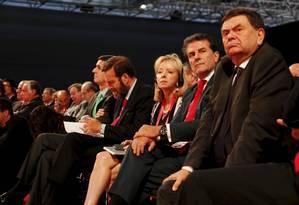 Dos 1103 reitores presentes, somente 20% são mulheres Foto: Camilla Maia / Agência O Globo