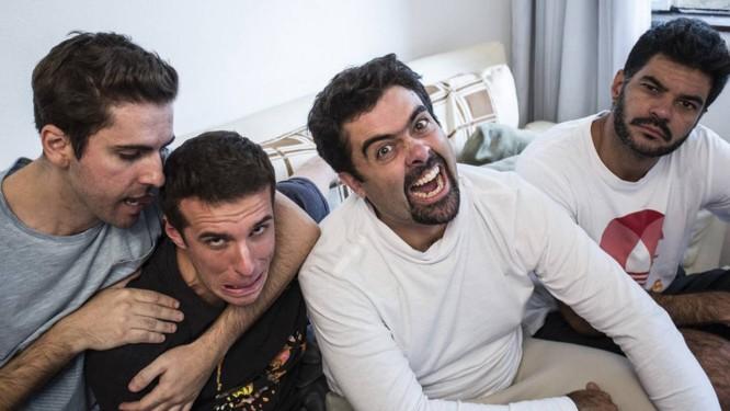 eae55b7128a Fanti ao lado de Marco Antônio Alves