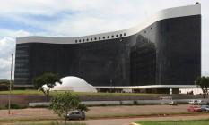 Prédio do Tribunal Superior Eleitoral (TSE), em Brasília. Foto: Givaldo Barbosa / O Globo