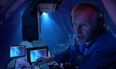 O cineasta James Cameron Foto: Reprodução/National Geographic