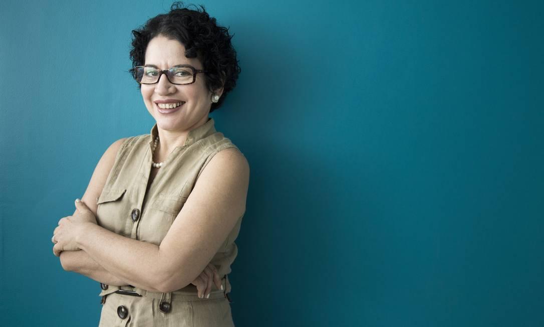 Mosé: o professor é quem ensina a lidar com as novas mídias Foto: Mônica Imbuzeiro /