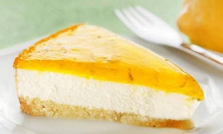Cheesecake de limão de siciliano, lançamento da Torta Secreta Foto: Divulgação