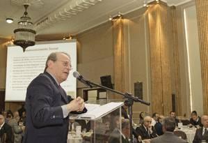 Governador do Rio Grande do Sul, Tarso Genro Foto: Caco Argemi / UPPRS