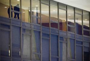 Mudanças foram feitas dentro do Palácio do Planalto Foto: André Coelho / O Globo