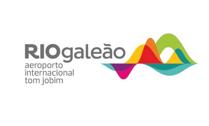 galeão airport adopts new logo to mark management change - rio
