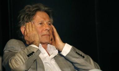 O diretor Roman Polanski, em foto de 2008 Foto: INA FASSBENDER / REUTERS