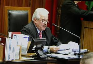 Justiça pediu o afastamento do conselheiro Robson Marinho do TCE de São Paulo Foto: Marcelo Carnaval / Reprodução