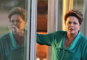 Dilma decreta luto oficial de três dias Foto: Ailton de Freitas / Agência O Globo