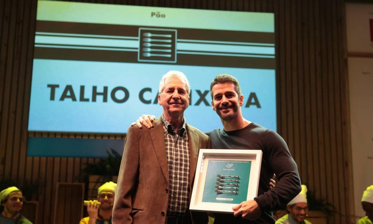 O Talho Capixaba ganhou o prêmio de melhor pão Foto: Cecilia Acioli/O Globo