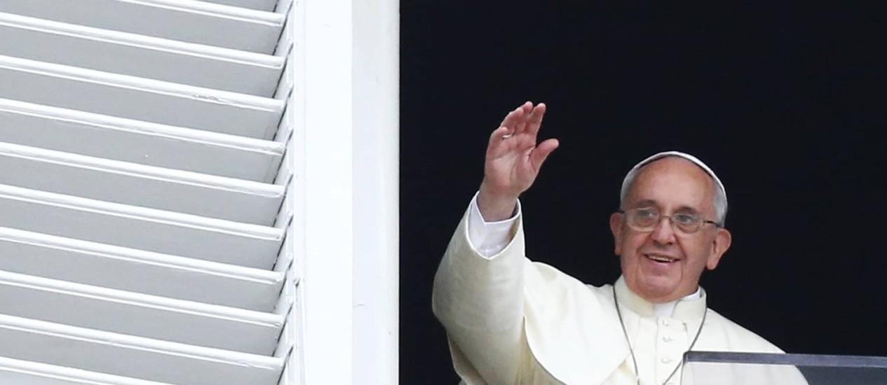 Papa Francisco Foto: Reuters/TONY GENTILE