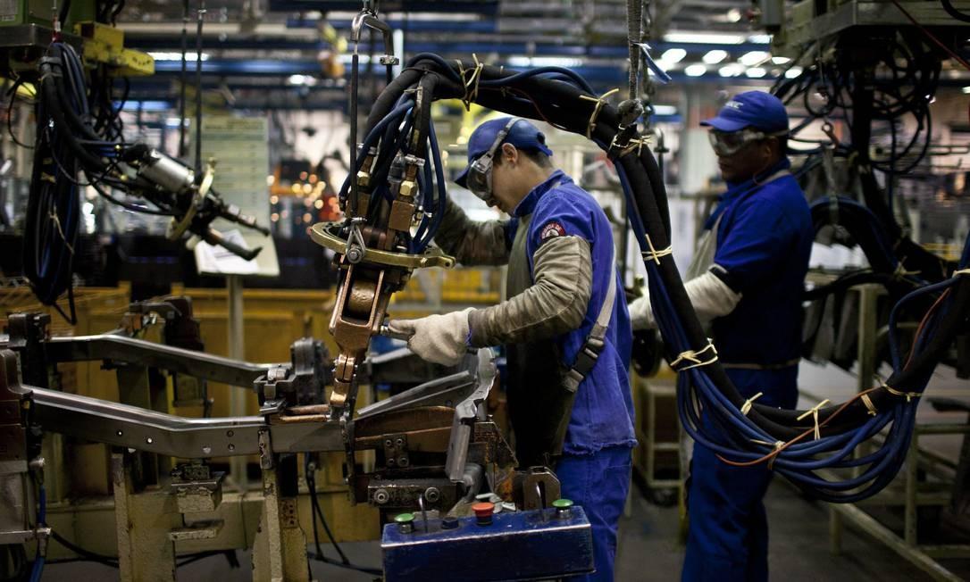 Economia brasileira encolheu 1,2% no segundo trimestre, segundo o Banco Central