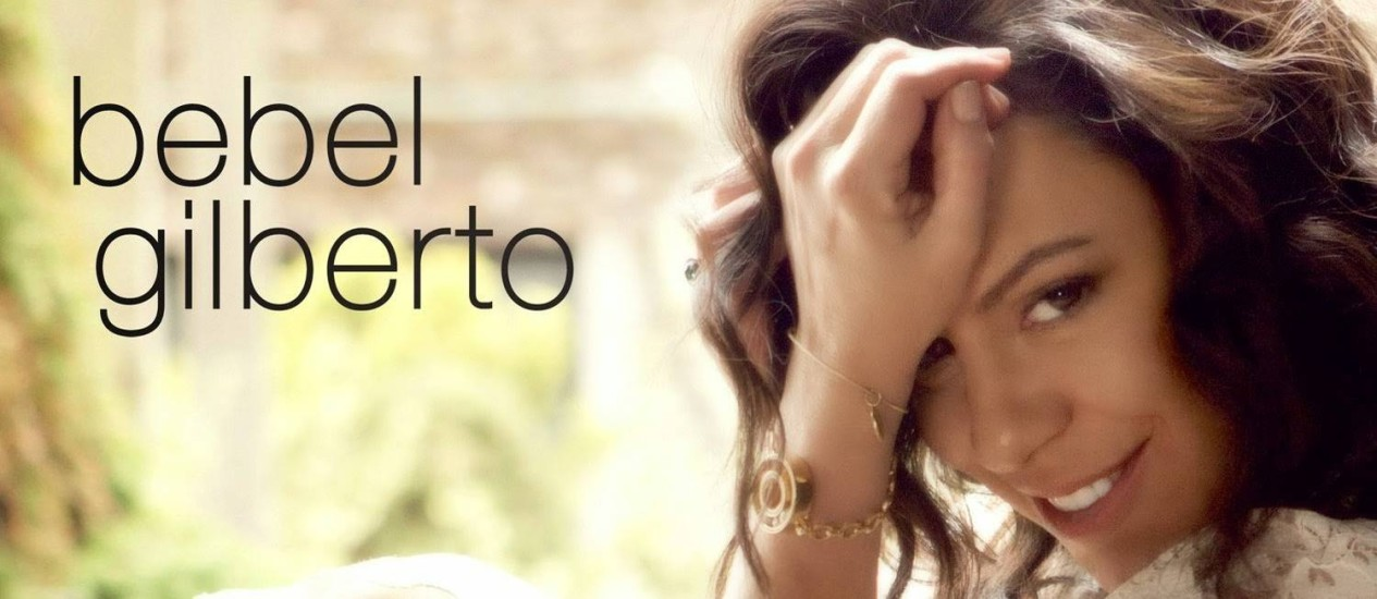 Detalhe da capa de 'Tudo', novo disco de Bebel Gilberto Foto: Divulgação