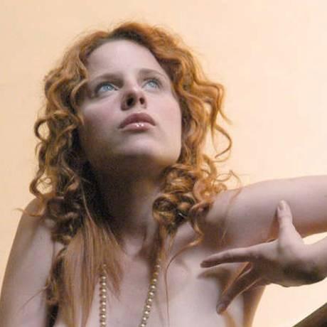 Agustina Kämpfer. Fotos de ensaio sensual da namorada do vice-presidente argentino se espalharam pelas redes sociais Foto: Arquivo/La Nacion-GDA