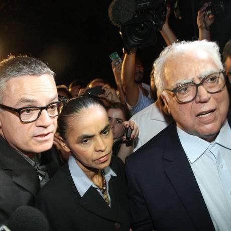 PSB quer que a ex-senadora retire o veto ao uso de sua imagem em palanques estaduais Foto: André Coelho