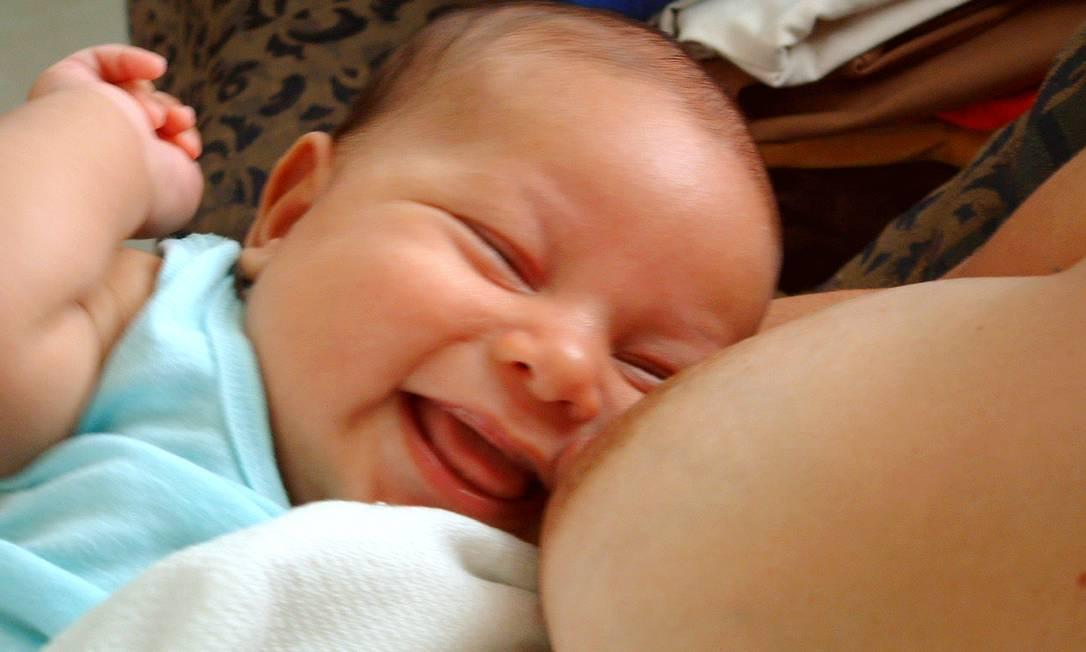 CH 01/08/2013 - Amamentação: Até 7 de agosto é realizada em 170 países a Semana Mundial do Aleitamento Materno.