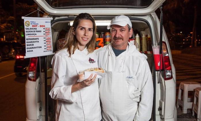 173ee14d838 Chef Claire vai às ruas - Jornal O Globo