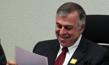 Ex-diretor de Abastecimento da Petrobras, Paulo Roberto Costa Foto: Givaldo Barbosa / Agência O Globo