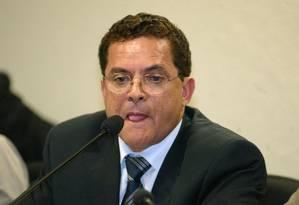 O empresário Ronan Maria Pinto negou conhecer pessoalmente Marcos Valério em 2012 Foto: Ailton de Freitas / O Globo