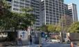 Fachada da Uerj: MP-RJ pediu que o Tribunal de Justiça do Rio intime a universidade