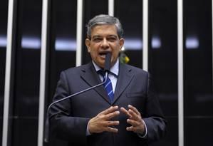Deputado Marcus Pestana (PSDB-MG): 'Foi o imponderável, um tsunami' Foto: LUIS MACEDO / Câmara dos Deputados