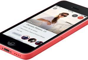 O app de namoro flert Foto: Divulgação