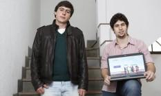Idealizadores. O publicitário Roulien Bohrer e o programador Frederico Vanelli se uniram para a novidade Foto: Felipe Hanower