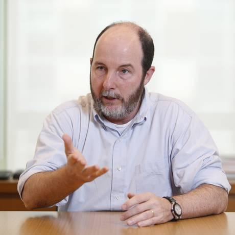 Candidato tucano Aécio Neves afirmou que Arminio Fraga (foto) será o Ministro da Fazenda caso seja eleito Foto: Fabio Rossi / Agência O Globo