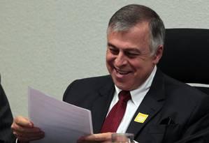 Delação premiada: Costa, que teve papel decisivo em diferentes fases da construção de Abreu e Lima, é ameaça Foto: Givaldo Barbosa / Agência O Globo